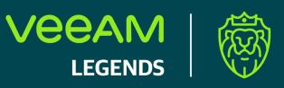 Veeam Legends